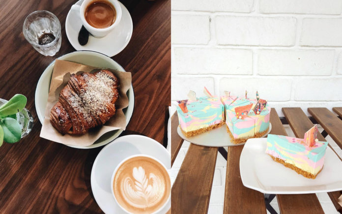 Cafes in HDB Estates - Percolate, Hatter Street
